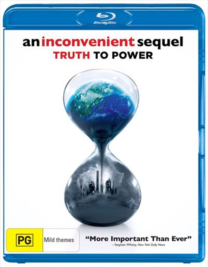 An Inconvenient Sequel: Truth To Power | Blu-ray