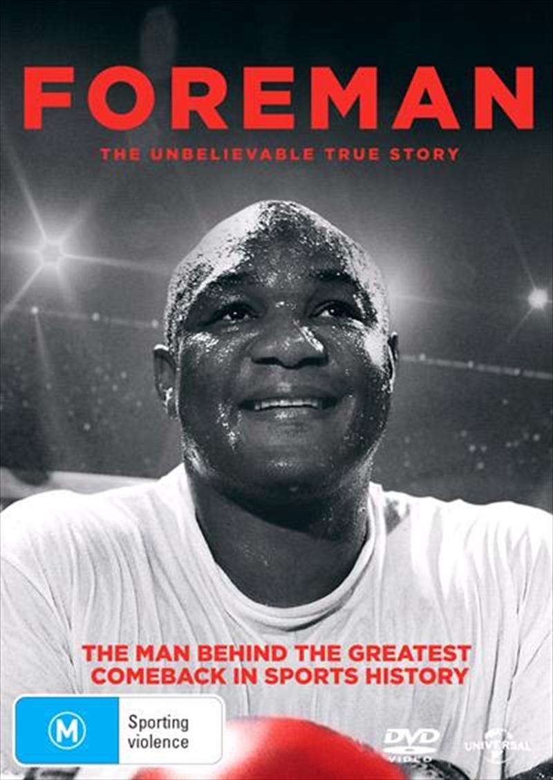 Foreman | DVD