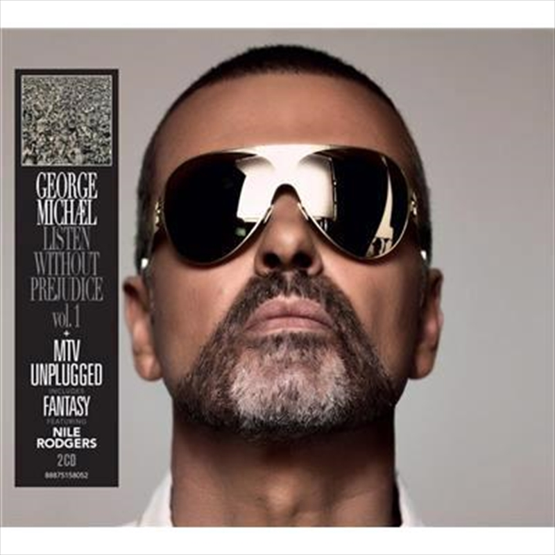 Listen Without Prejudice 25 | CD