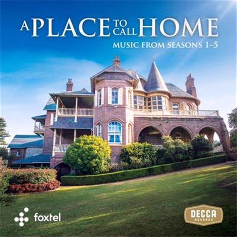 A Place To Call Home – Seasons 1-5 (Music from the Television Series) | CD
