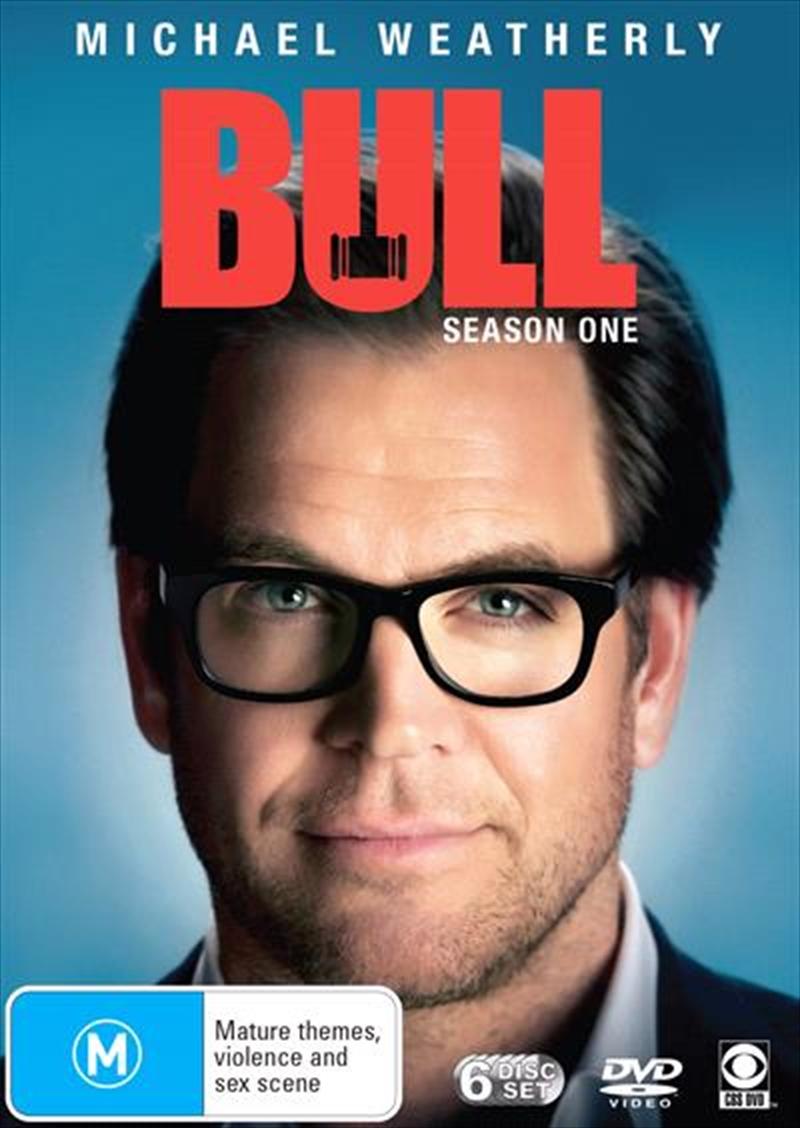 Bull - Season 1 | DVD