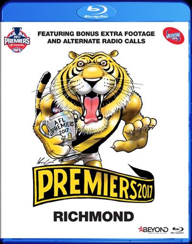 AFL - 2017 Premiers Sport, Blu-ray | Sanity
