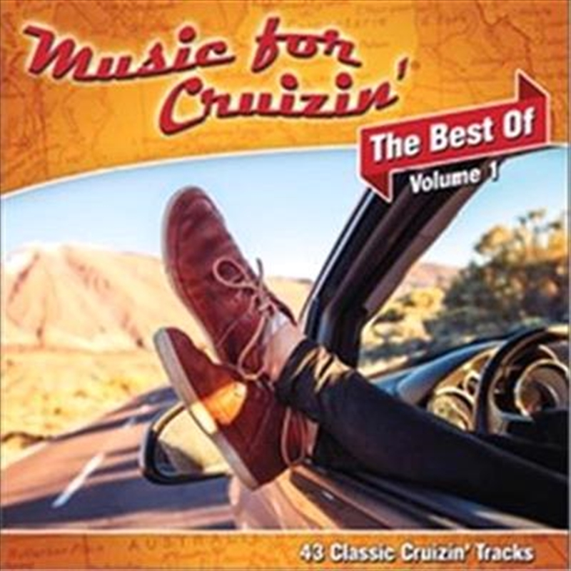 Music For Cruizin: Volume 1 | CD