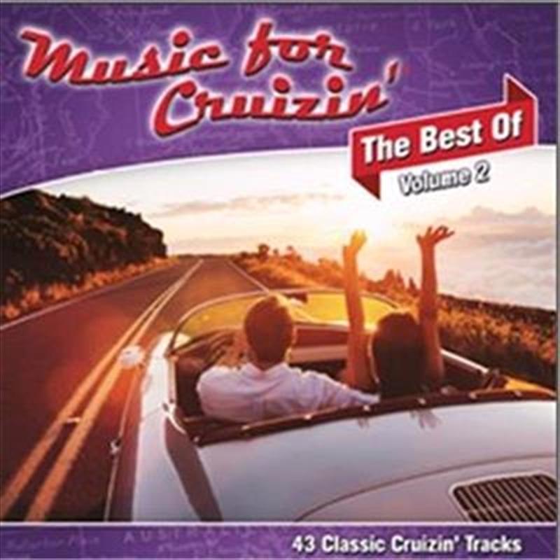 Music For Cruizin: Volume 2   CD
