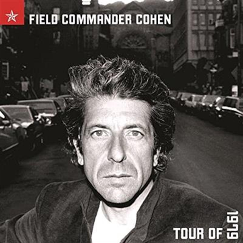 Field Commander Cohen: Tour Of | Vinyl