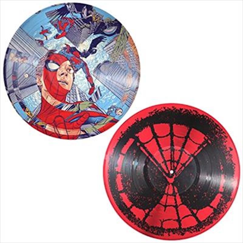Spiderman: Homecoming Highligh | Vinyl
