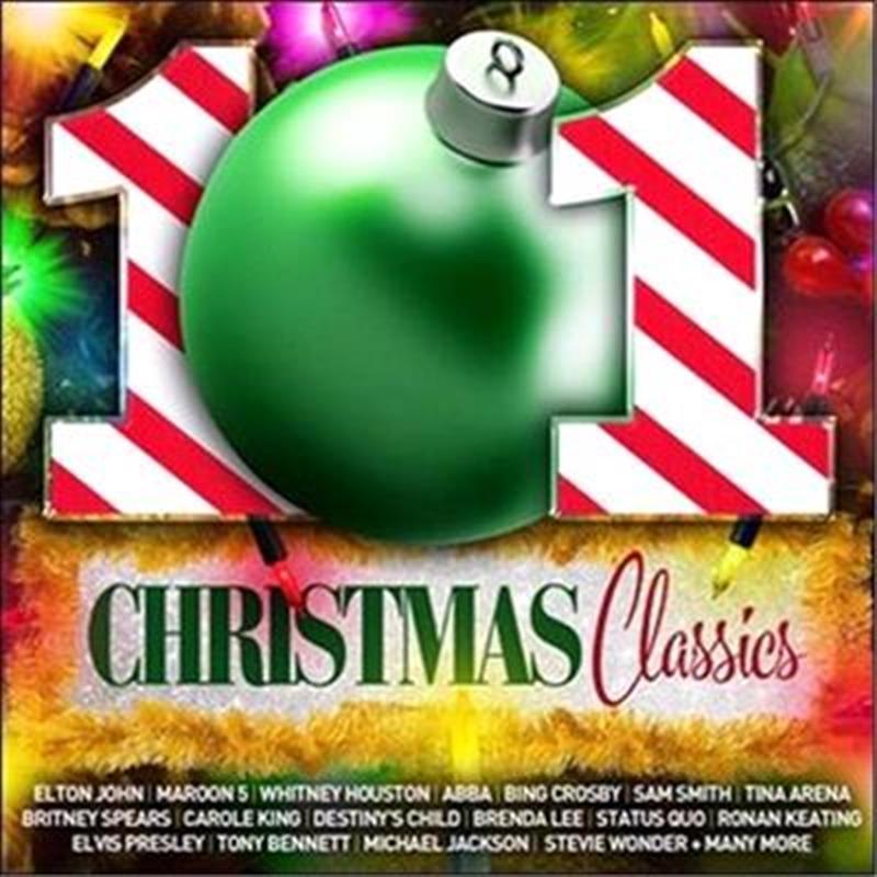 101 Christmas Classics Christmas, CD | Sanity