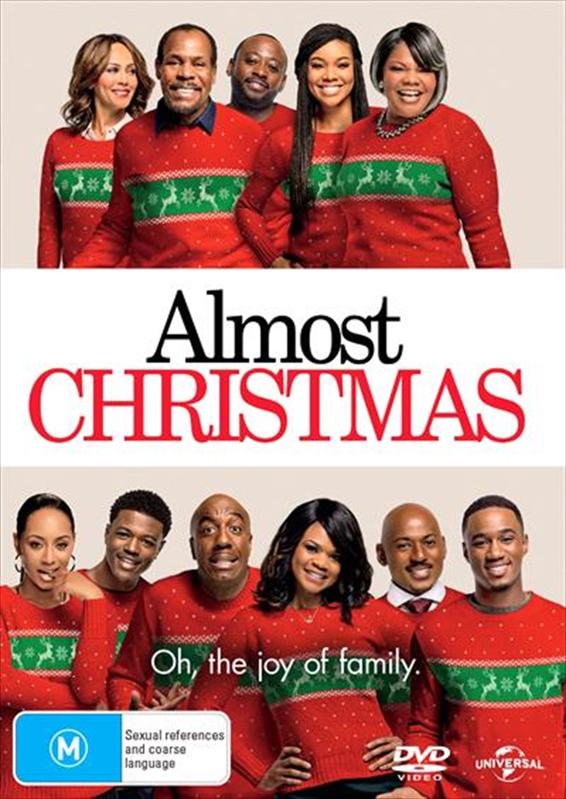 Almost Christmas | DVD