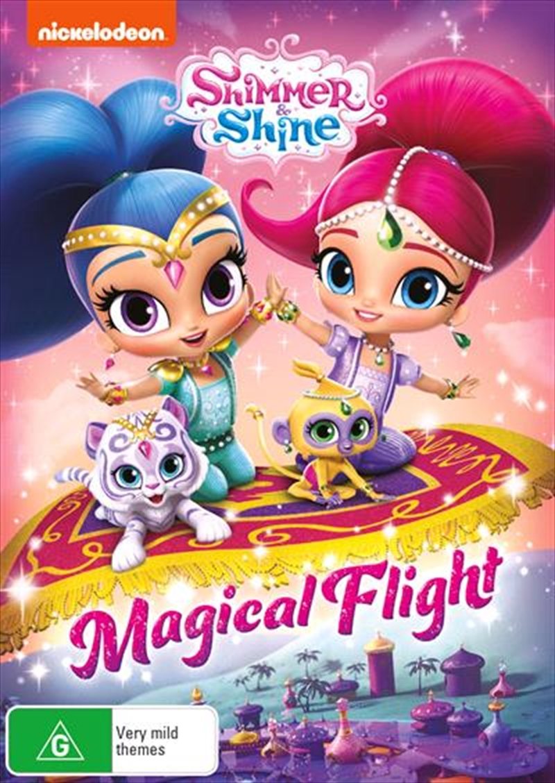 Shimmer And Shine - Magical Flight | DVD