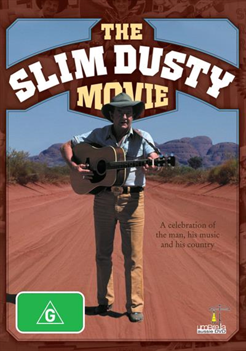 Slim Dusty Movie | DVD