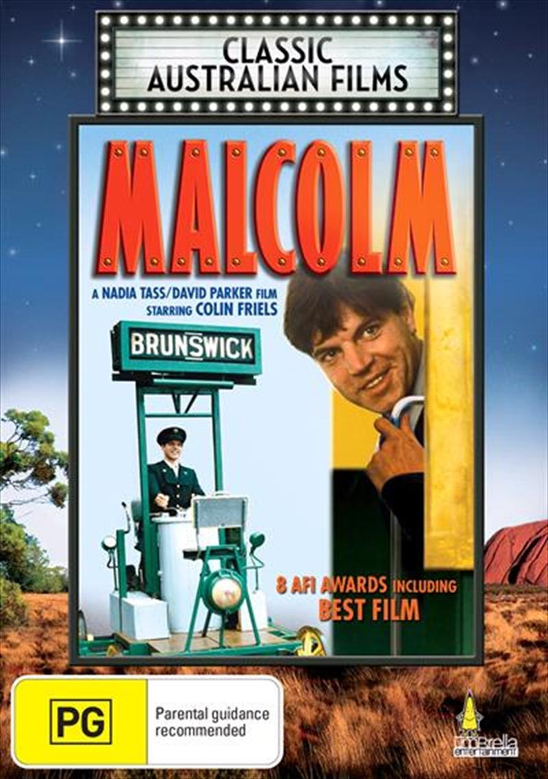 Malcolm | DVD