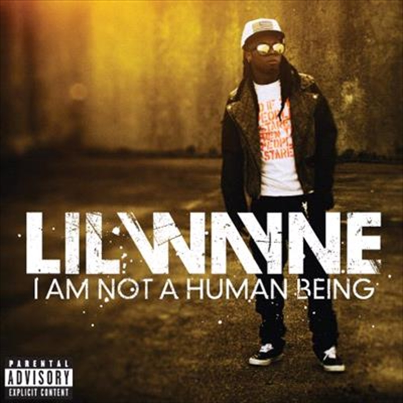 I Am Not A Human Being | CD