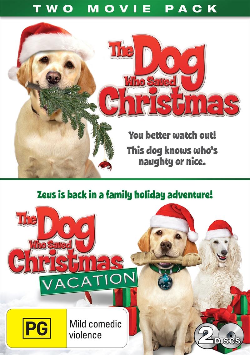 Dog Who Saved Christmas/Vacation | DVD