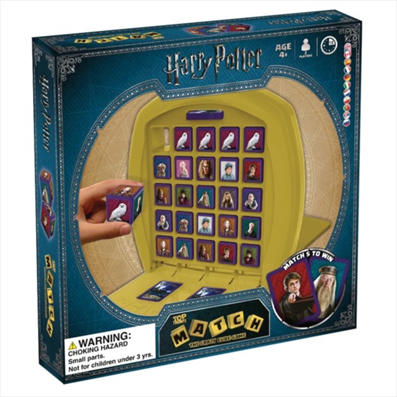 Harry Potter Match | Merchandise
