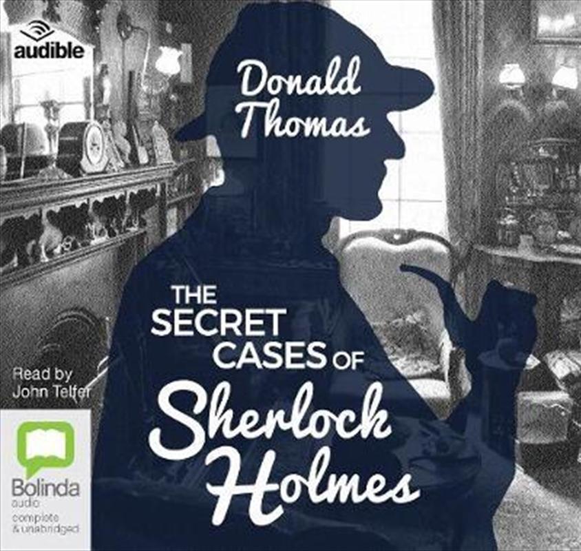 Secret Cases Of Sherlock Holmes   Audio Book
