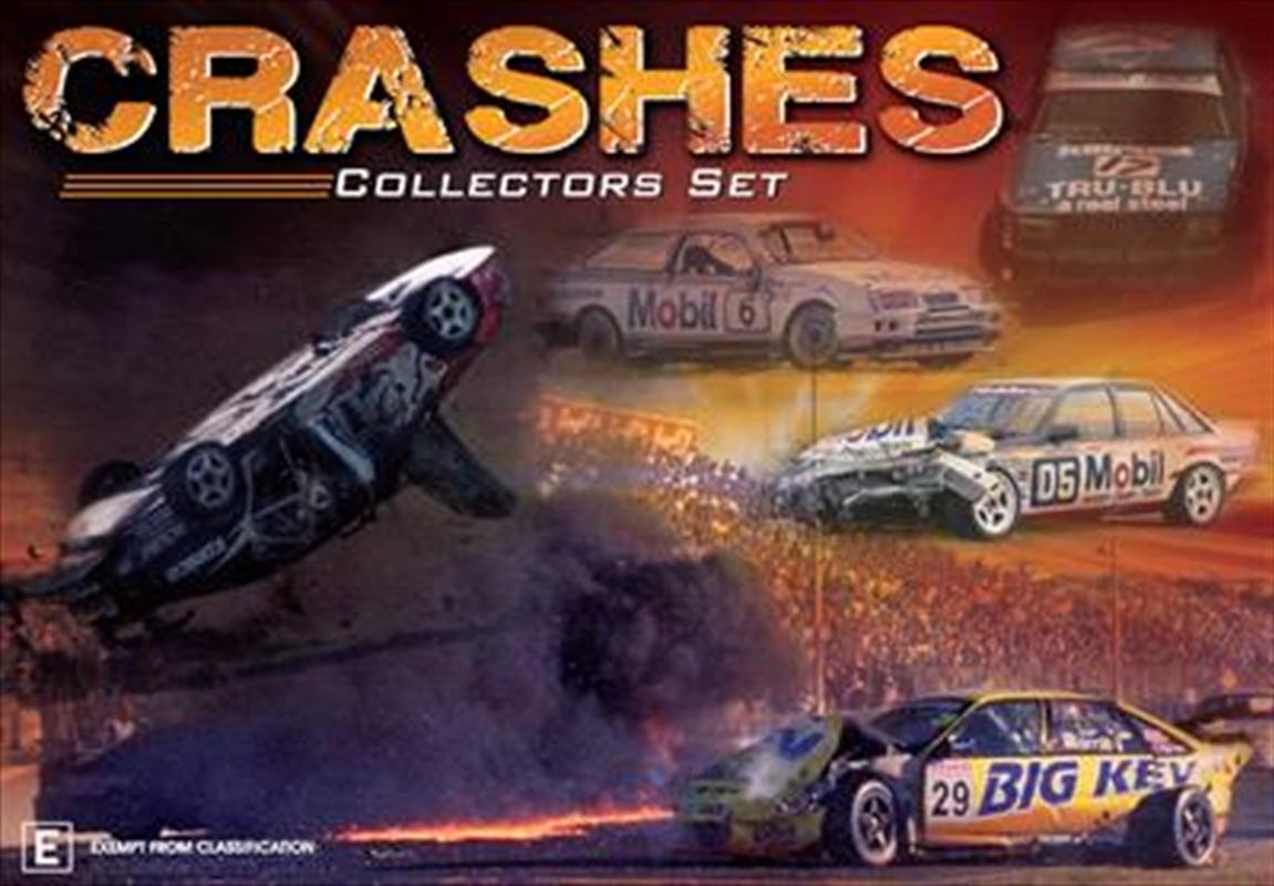 Crashes - Collector's Set   DVD