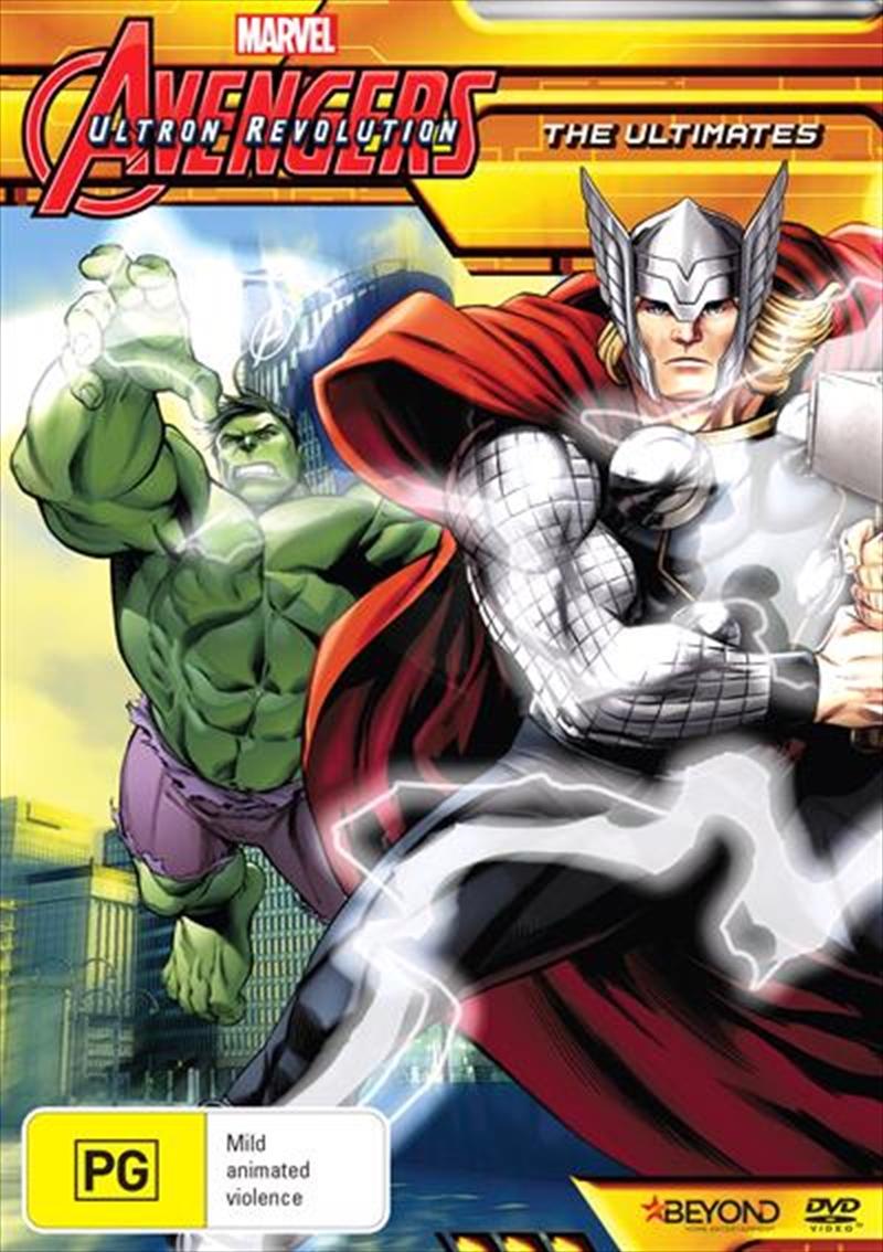 Avengers Assemble - The Ultimates | DVD