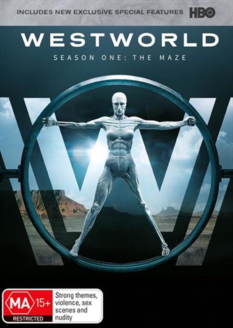 Westworld - Season 1 | DVD