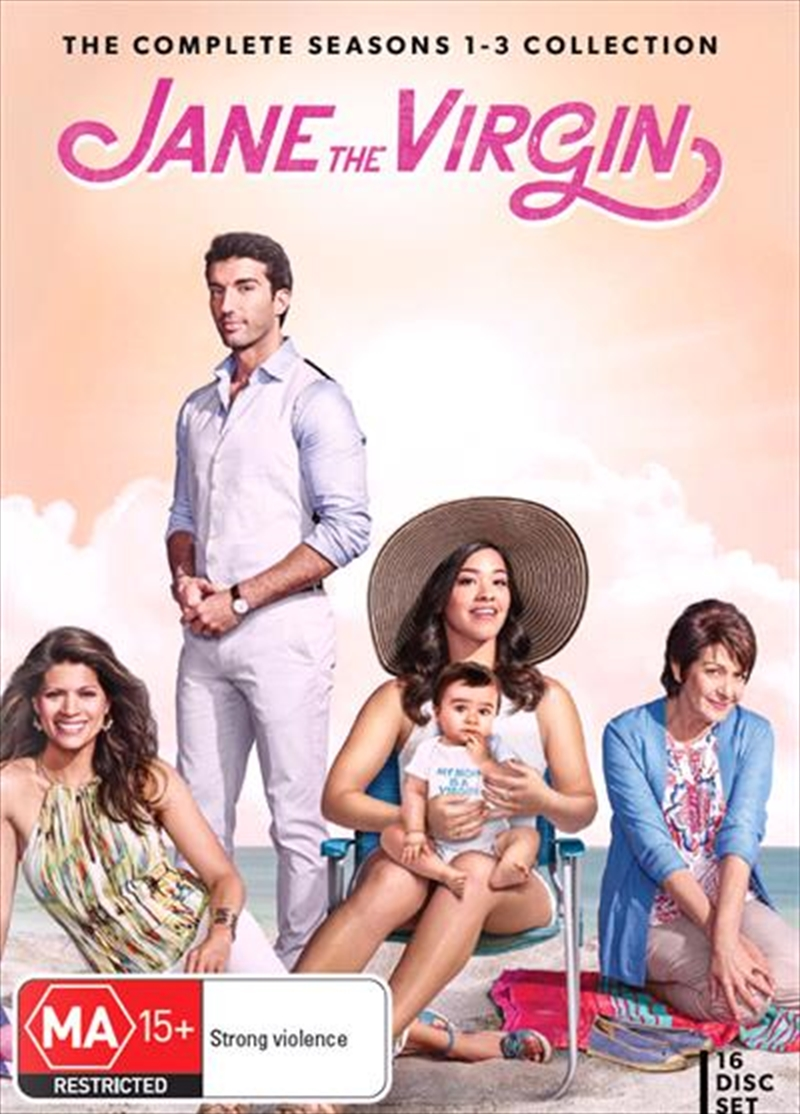 Jane The Virgin | Series Collection | DVD