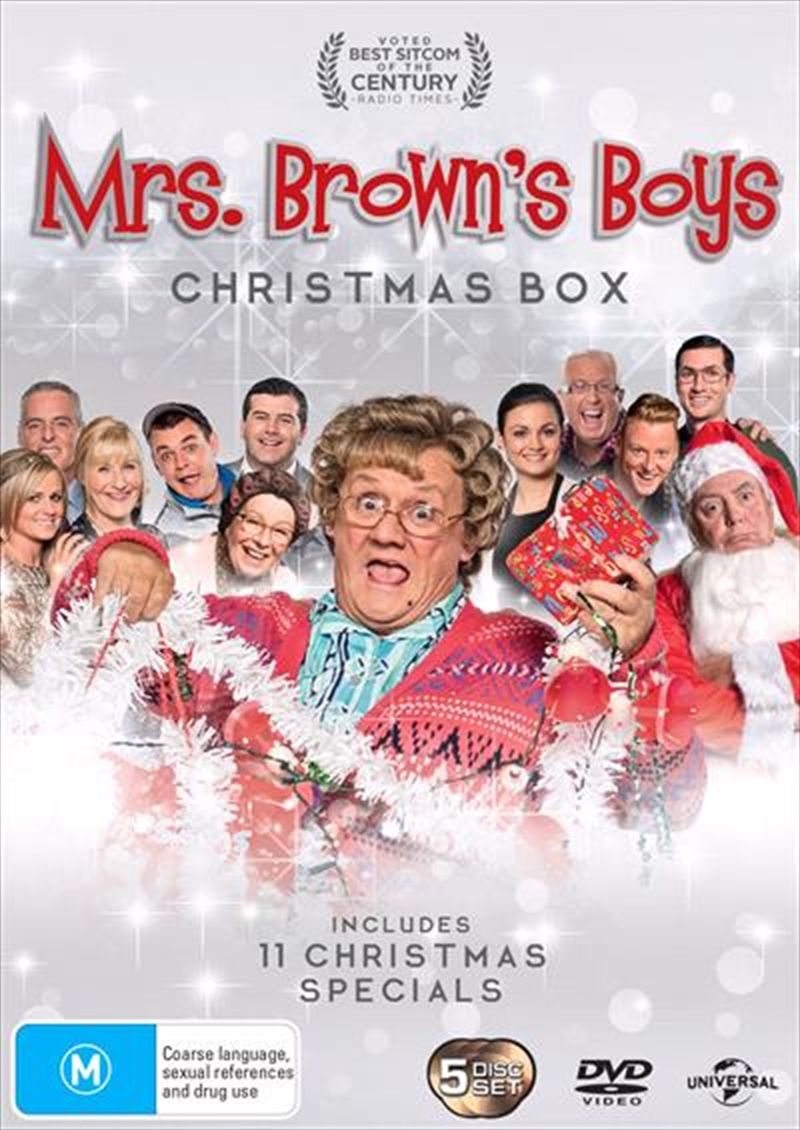 Mrs. Browns Boys - 2017 Christmas | Boxset | DVD