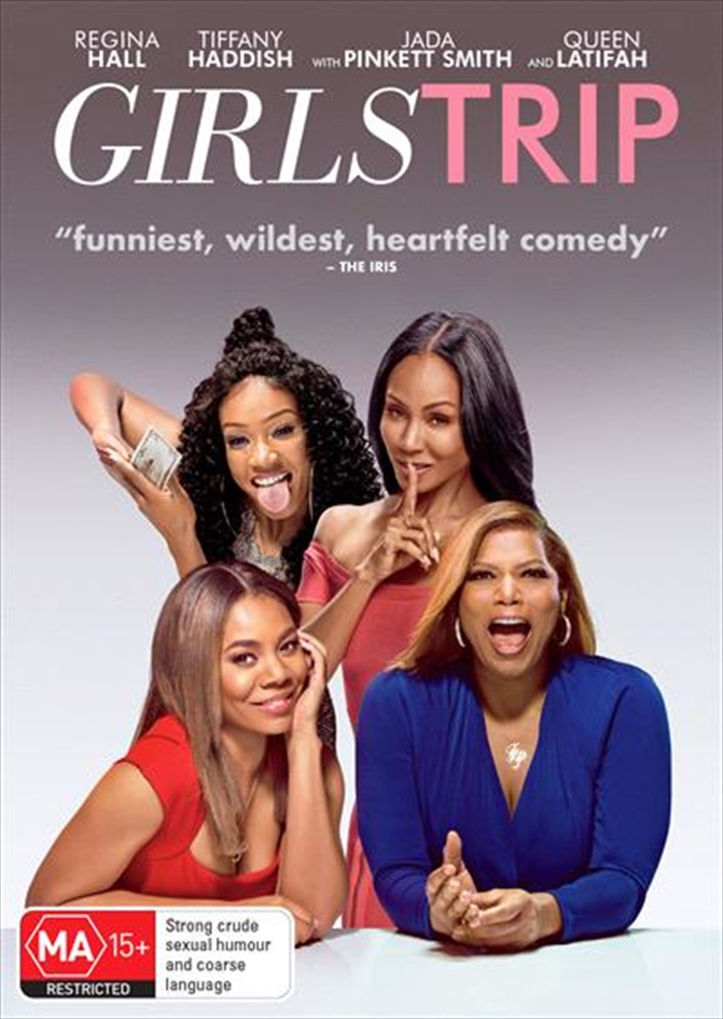 Girls Trip | DVD