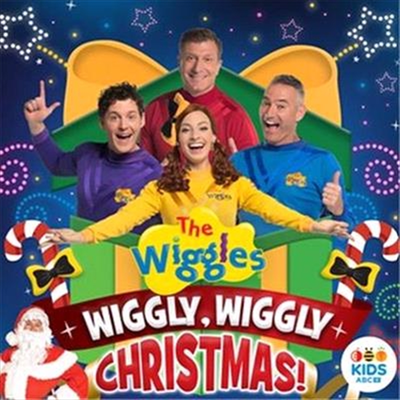 Wiggly Wiggly Christmas | CD