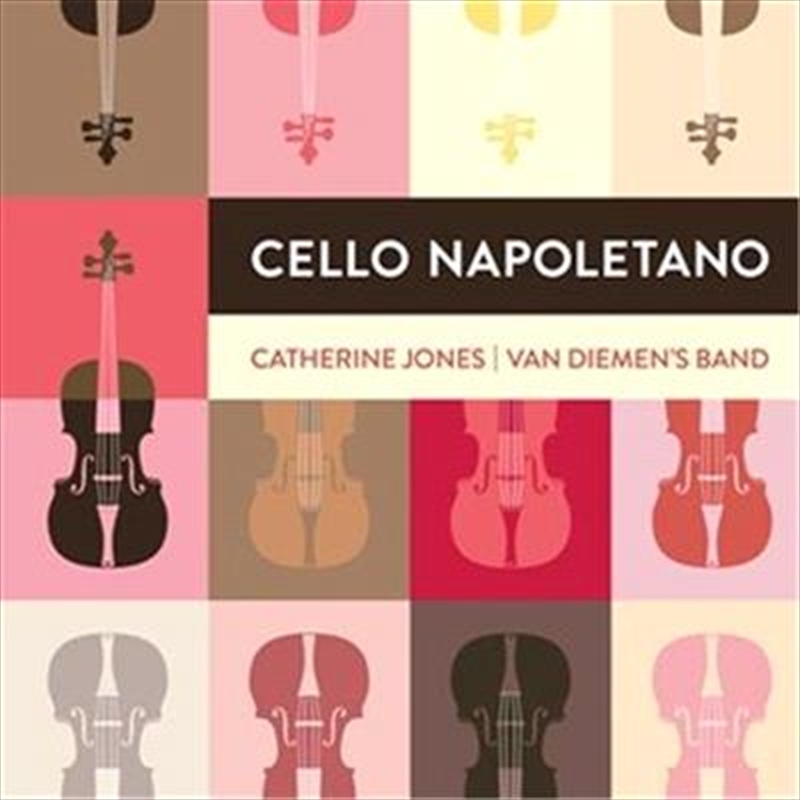 Cello Napoletano | CD