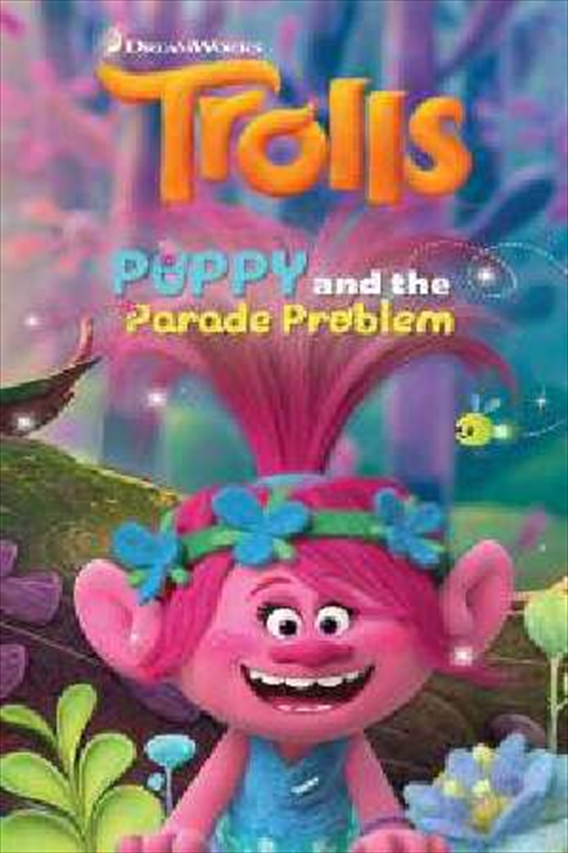 Poppy And The Parade Problem | Paperback Book