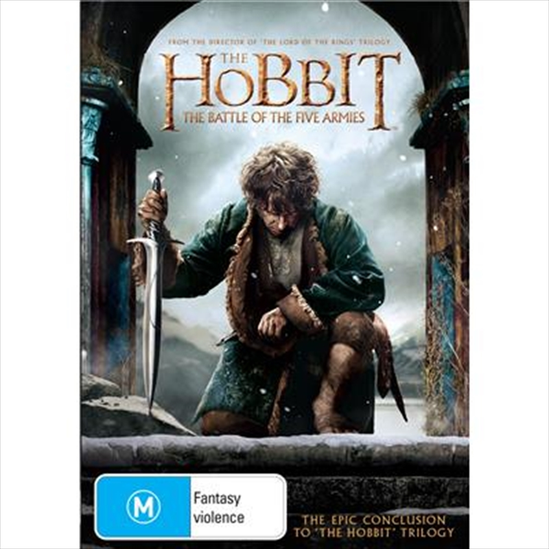 Hobbit, The - The Battle Of The Five Armies | DVD