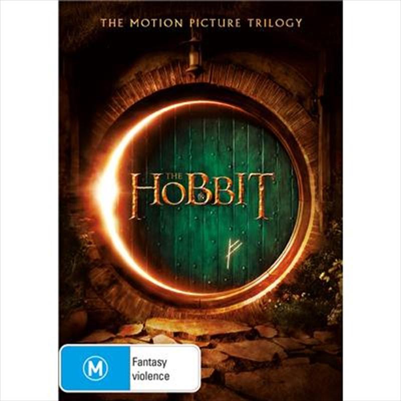 Hobbit Trilogy | DVD