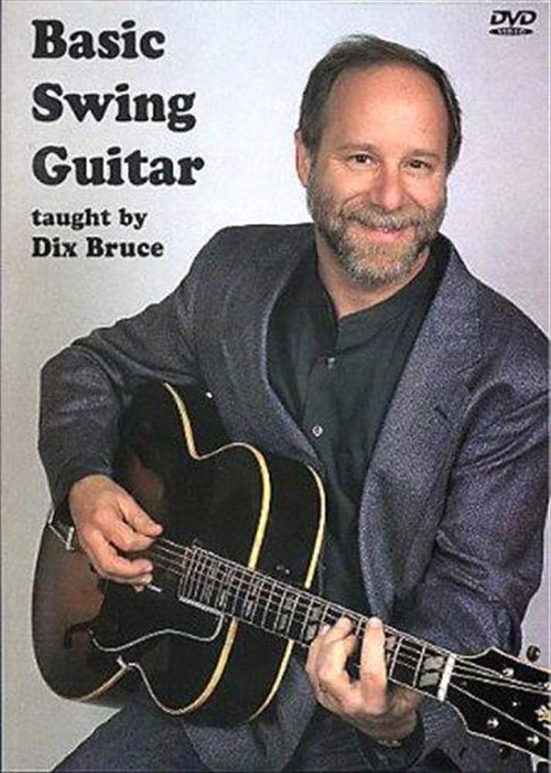 Basic Swing Guitar | DVD