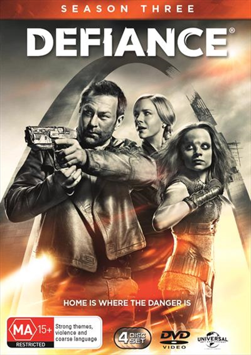 Defiance - Series 3 | DVD