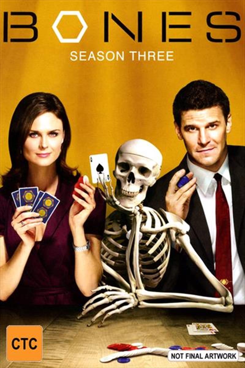 Bones - Season 3 | DVD