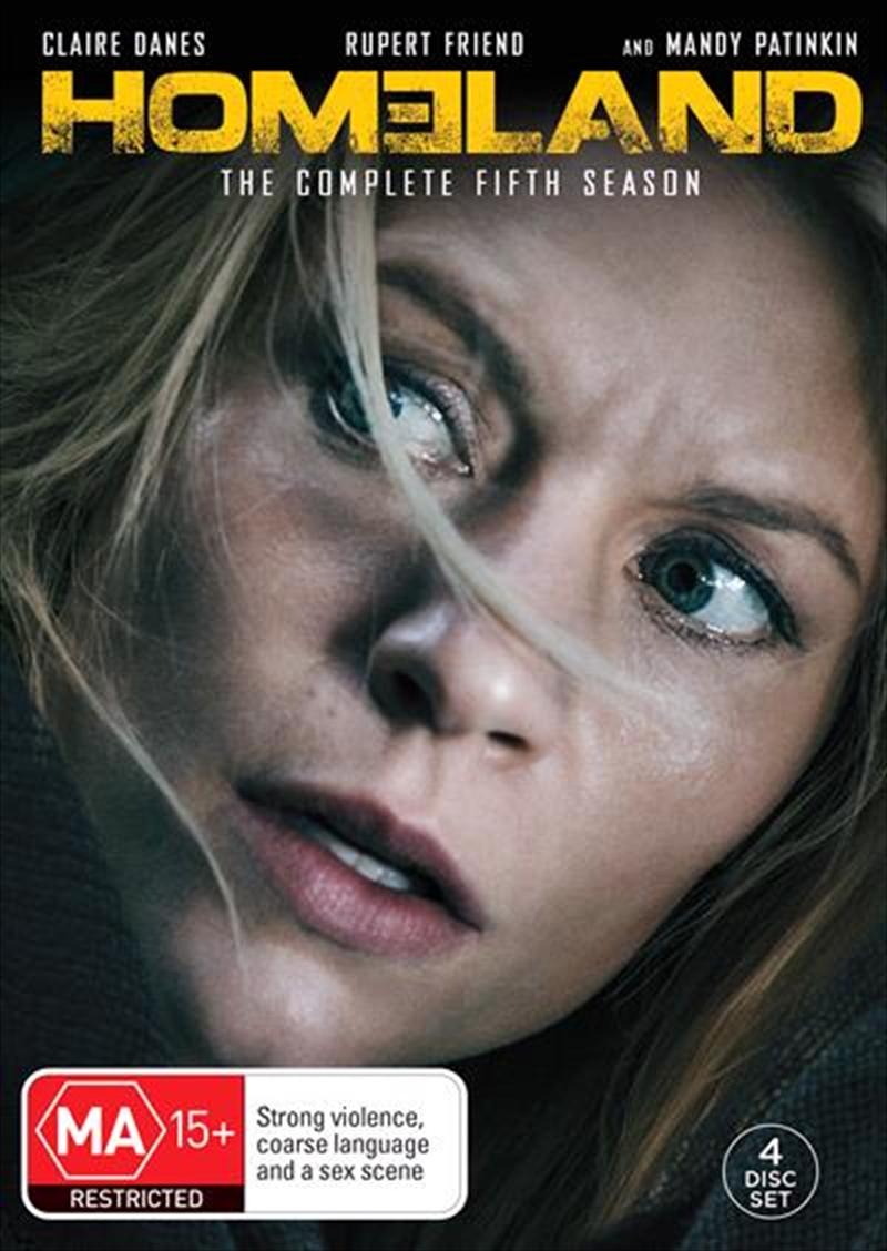 Homeland - Season 5 | DVD