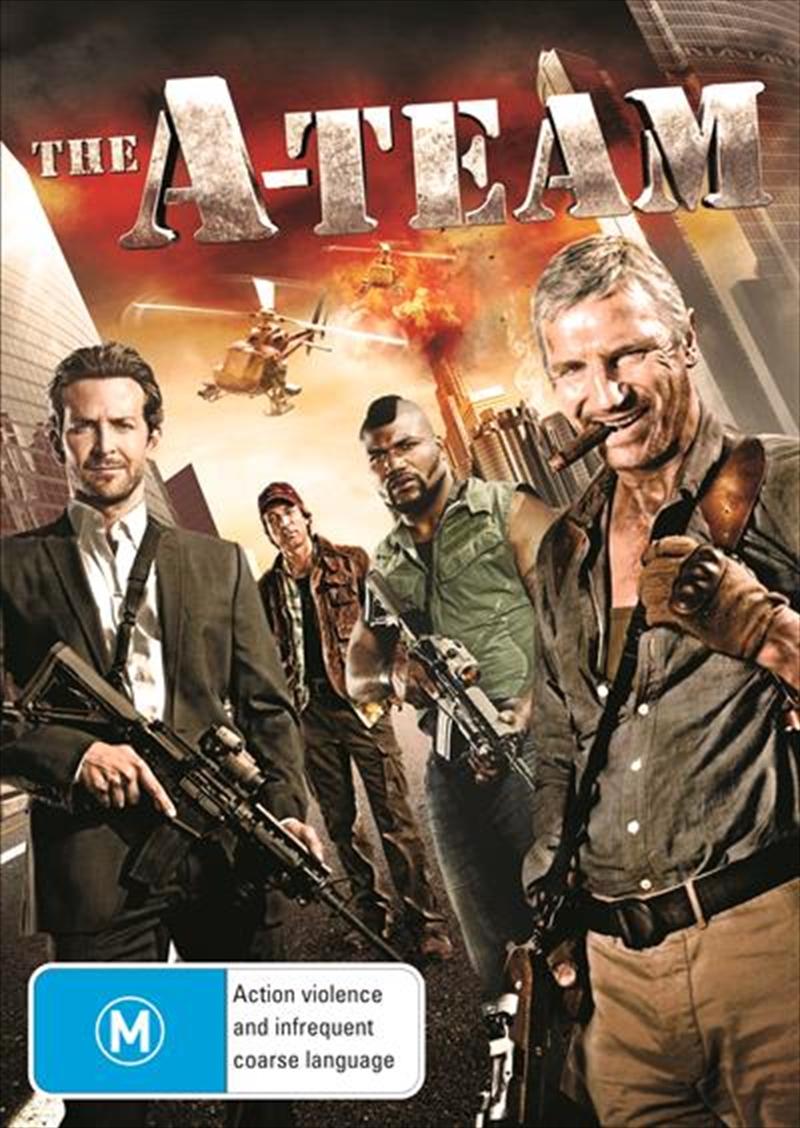 A Team | DVD