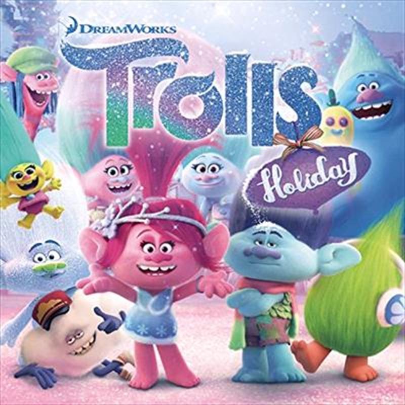Trolls Holiday Special | CD