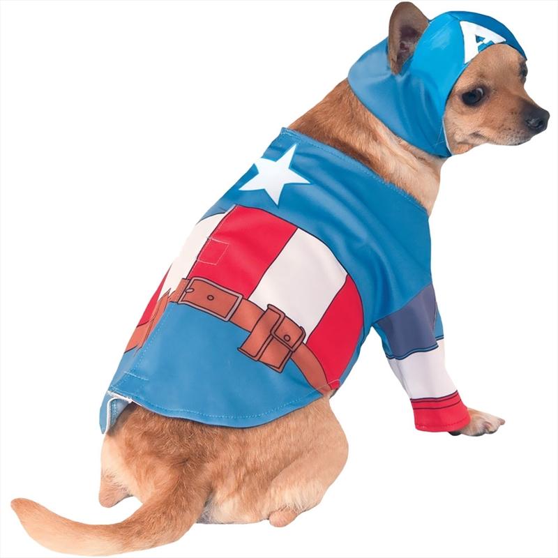 Captain America L | Apparel