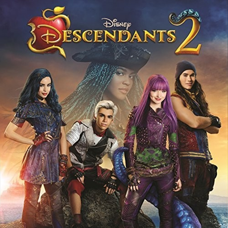 Descendants 2 | CD