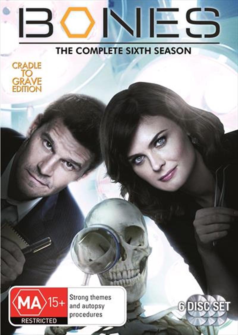 Bones - Season 6 | DVD