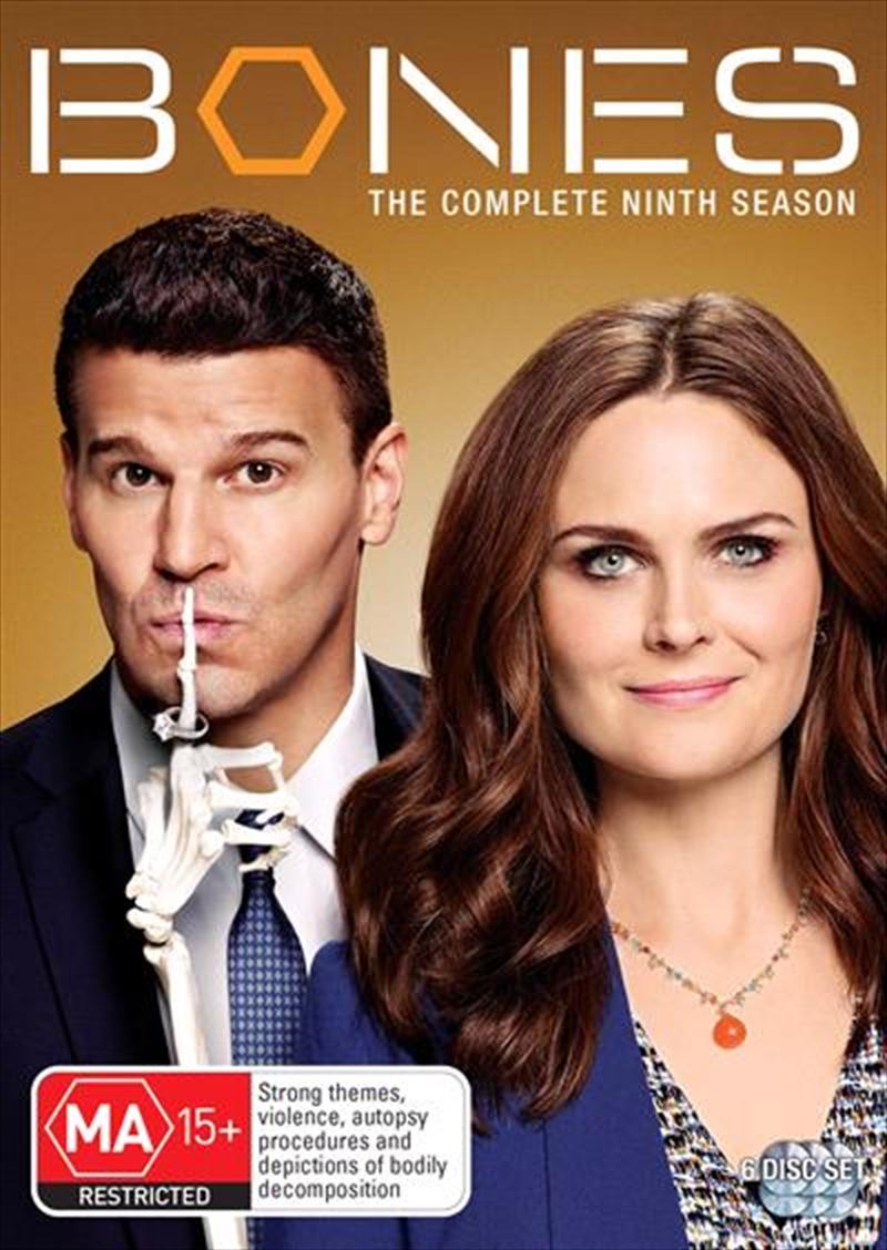 Bones - Season 9 | DVD