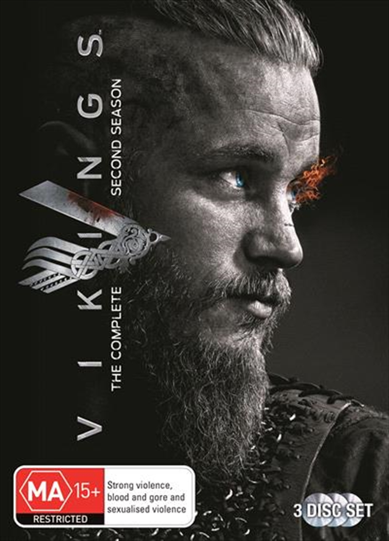 Vikings - Season 2 | DVD