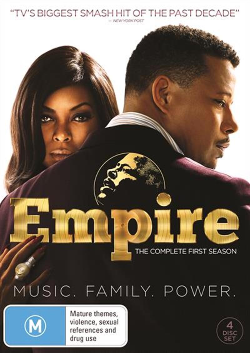 Empire - Season 1 | DVD
