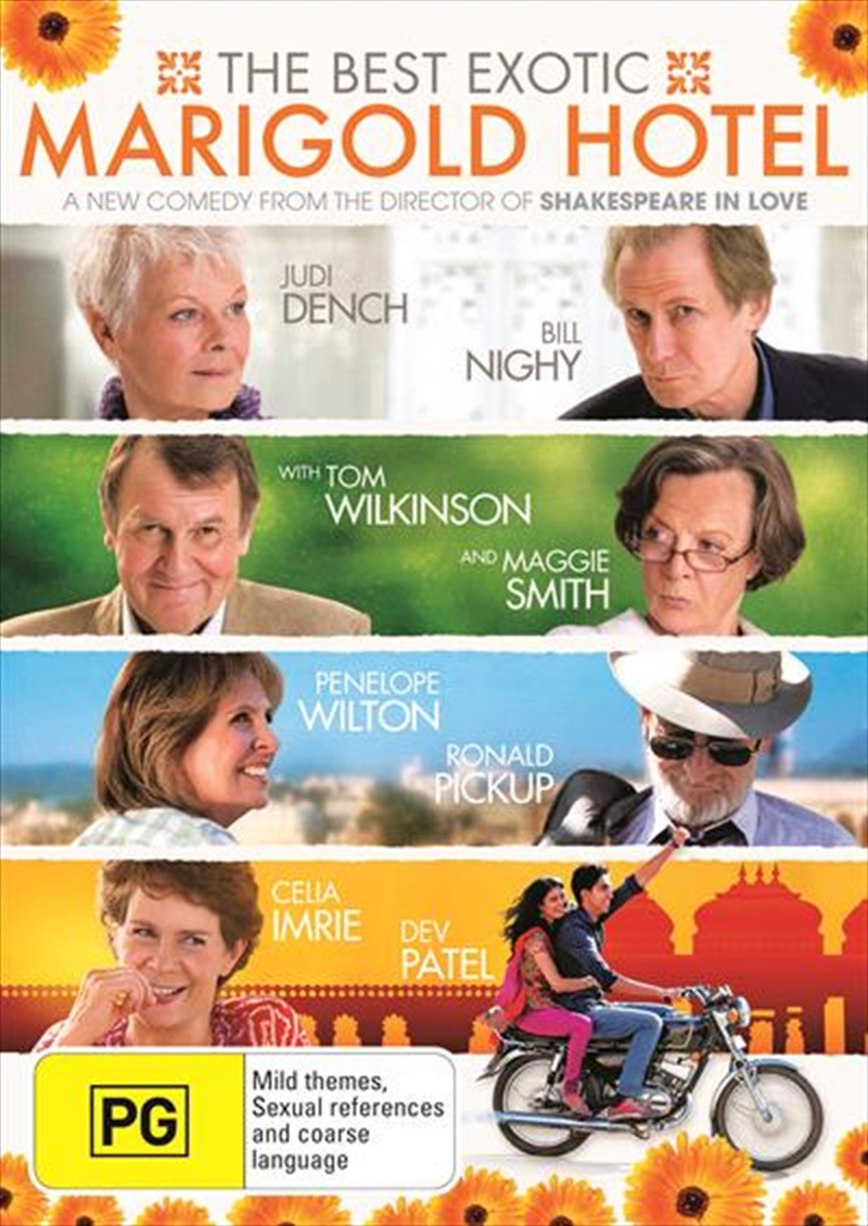 Best Exotic Marigold Hotel | DVD