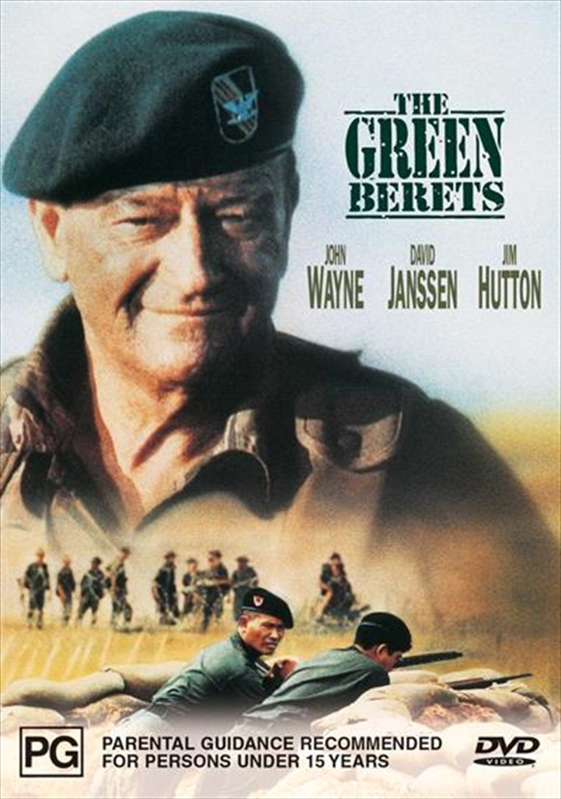 Green Berets, The | DVD