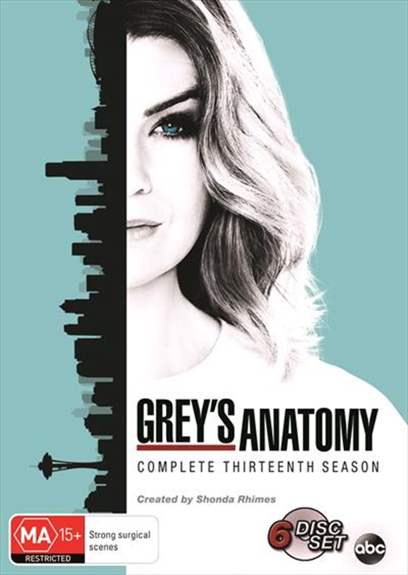Grey's Anatomy - Season 13 | DVD