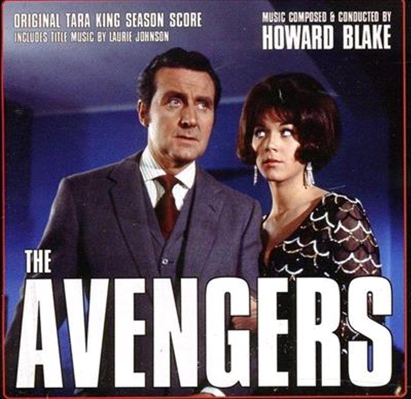 Avengers (2cd), The   CD