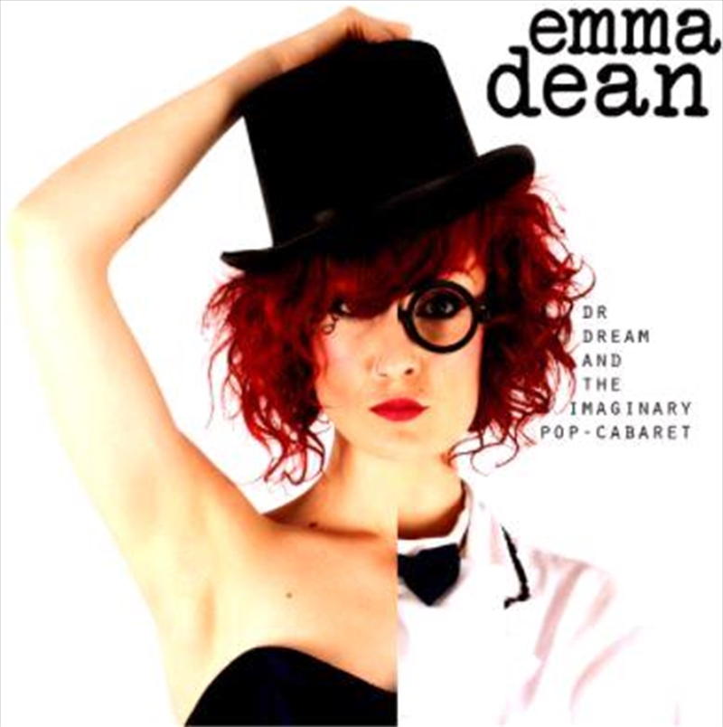 Dr Dream and The Imaginary Pop Caberet   CD