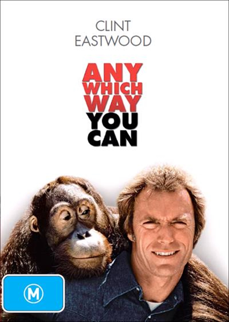 Any Which Way You Can | DVD