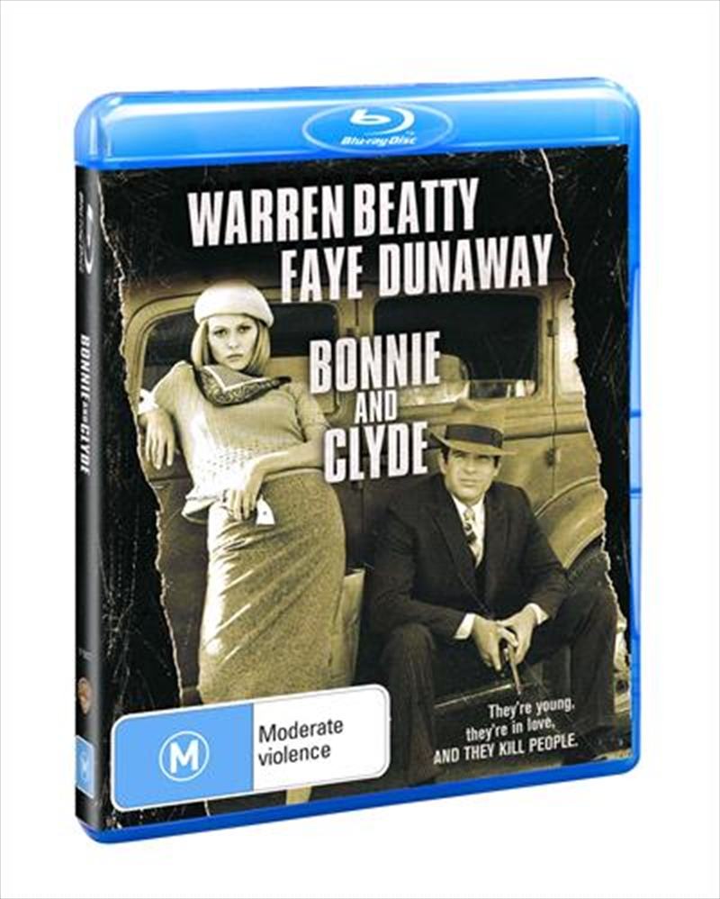 Bonnie And Clyde | Blu-ray
