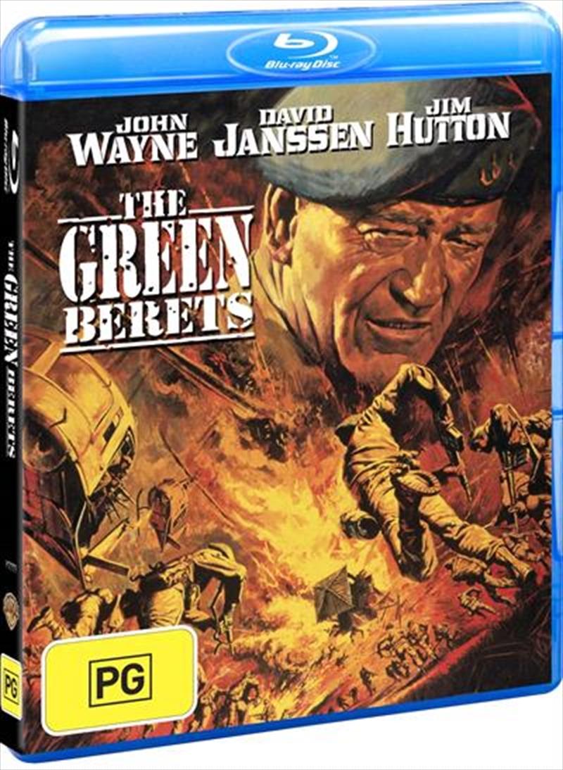 Green Berets | Blu-ray